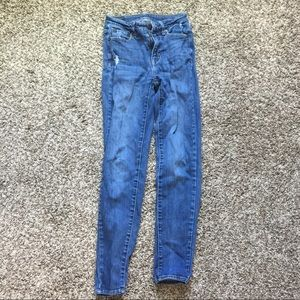 Bethany Mota High Rise Jeans Size 000